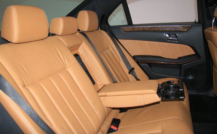 2011 Mercedes Benz E350 4MATIC AUTO A/C CUIR TOIT NAV MAGS BLUETOOTH #24