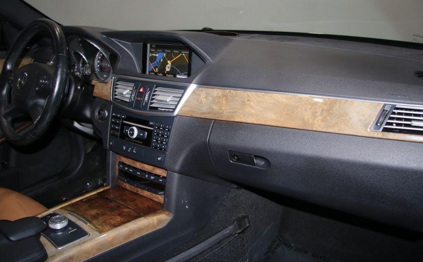 2011 Mercedes Benz E350 4MATIC AUTO A/C CUIR TOIT NAV MAGS BLUETOOTH #25
