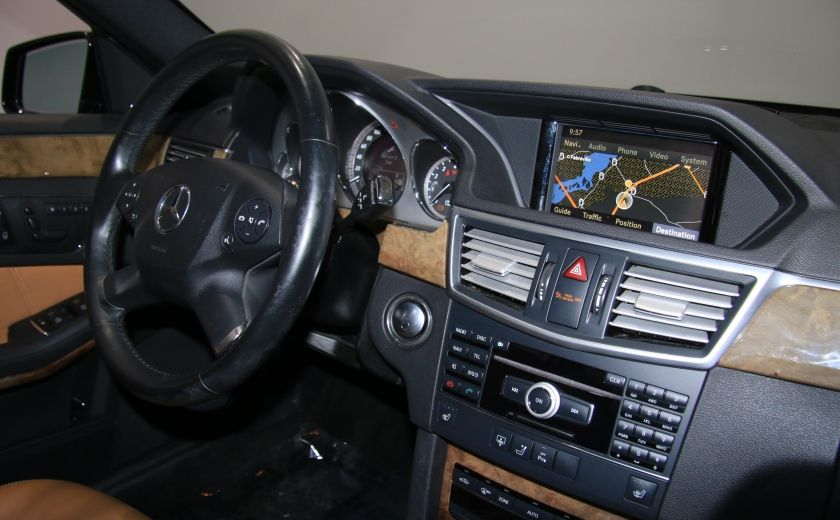 2011 Mercedes Benz E350 4MATIC AUTO A/C CUIR TOIT NAV MAGS BLUETOOTH #26