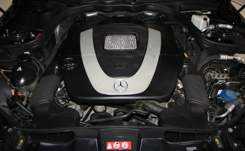 2011 Mercedes Benz E350 4MATIC AUTO A/C CUIR TOIT NAV MAGS BLUETOOTH #28