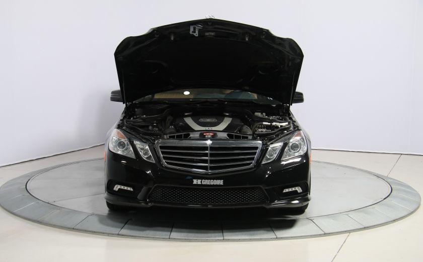 2011 Mercedes Benz E350 4MATIC AUTO A/C CUIR TOIT NAV MAGS BLUETOOTH #29