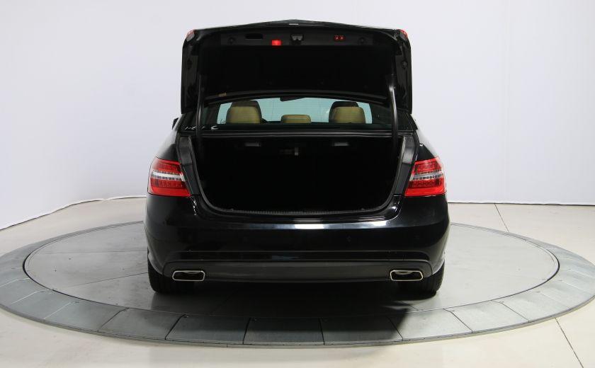 2011 Mercedes Benz E350 4MATIC AUTO A/C CUIR TOIT NAV MAGS BLUETOOTH #30