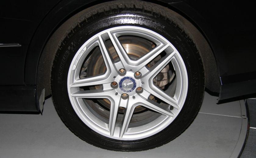 2011 Mercedes Benz E350 4MATIC AUTO A/C CUIR TOIT NAV MAGS BLUETOOTH #34