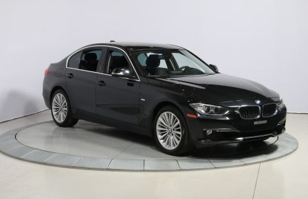 2013 BMW 328I xDrive AUTOMATIQUE A/C MAGS BLUETHOOT CUIR TOIT in Laval