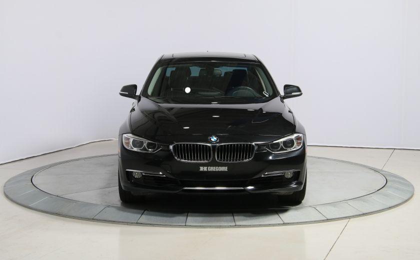 2013 BMW 328I xDrive AUTOMATIQUE A/C MAGS BLUETHOOT CUIR TOIT #1