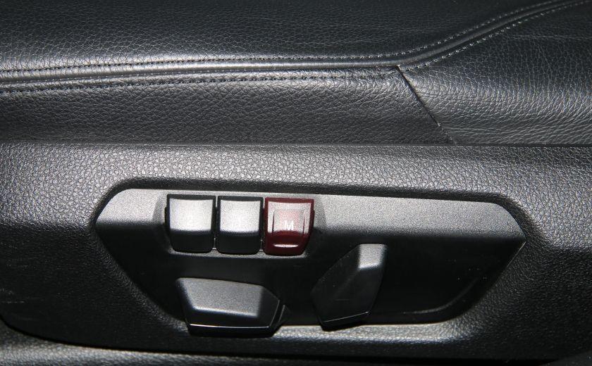 2013 BMW 328I xDrive AUTOMATIQUE A/C MAGS BLUETHOOT CUIR TOIT #9