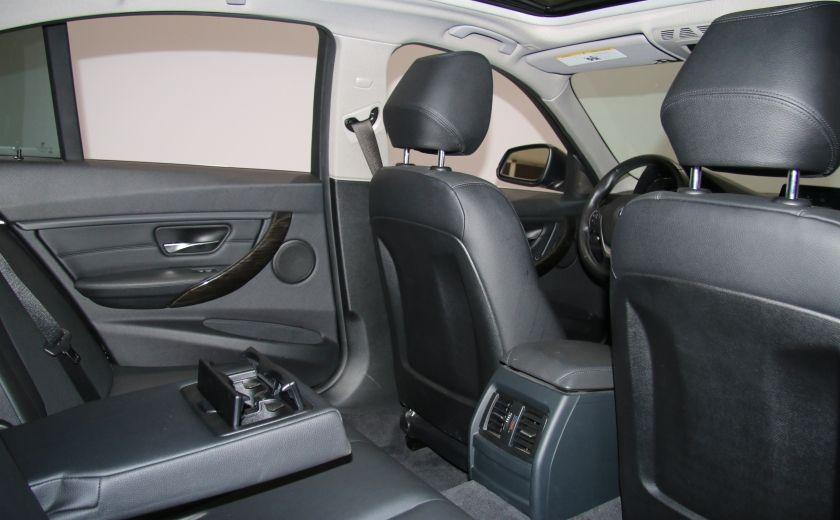 2013 BMW 328I xDrive AUTOMATIQUE A/C MAGS BLUETHOOT CUIR TOIT #22