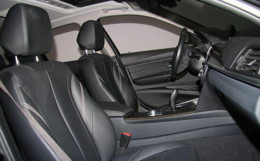 2013 BMW 328I xDrive AUTOMATIQUE A/C MAGS BLUETHOOT CUIR TOIT #26