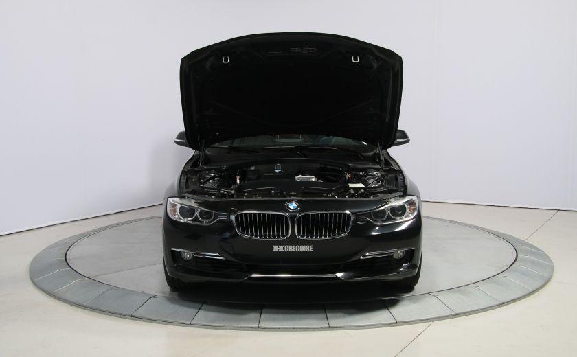 2013 BMW 328I xDrive AUTOMATIQUE A/C MAGS BLUETHOOT CUIR TOIT #28