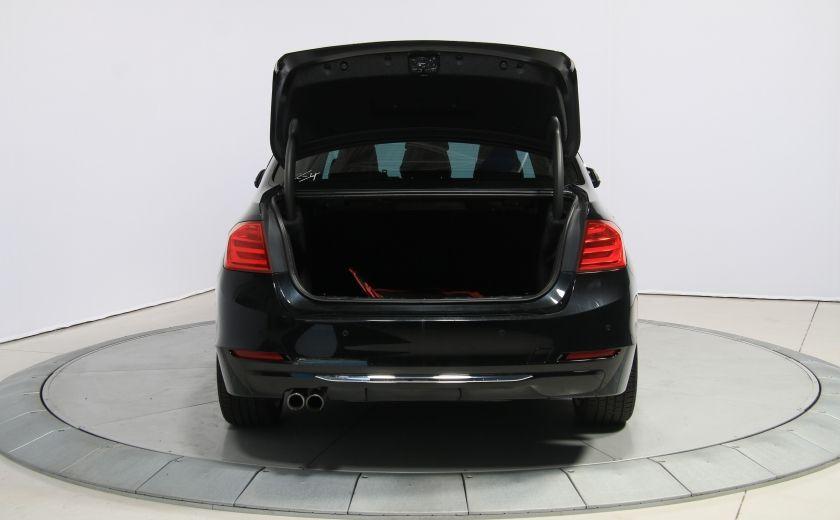2013 BMW 328I xDrive AUTOMATIQUE A/C MAGS BLUETHOOT CUIR TOIT #29