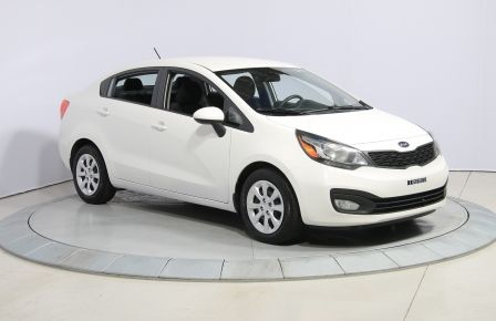 2013 Kia Rio LX+ A/C GR ELECT BLUETOOTH in Longueuil