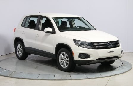 2014 Volkswagen Tiguan Trendline AUTO A/C GR ELECT MAGS in Blainville