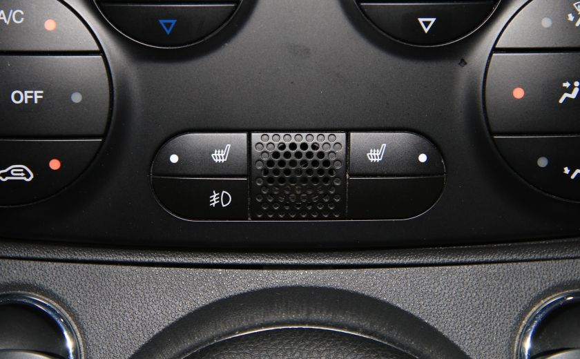 2013 Fiat 500 Lounge A/C CUIR TOIT MAGS BLUETOOTH #18
