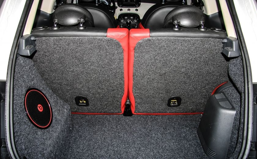 2013 Fiat 500 Lounge A/C CUIR TOIT MAGS BLUETOOTH #28