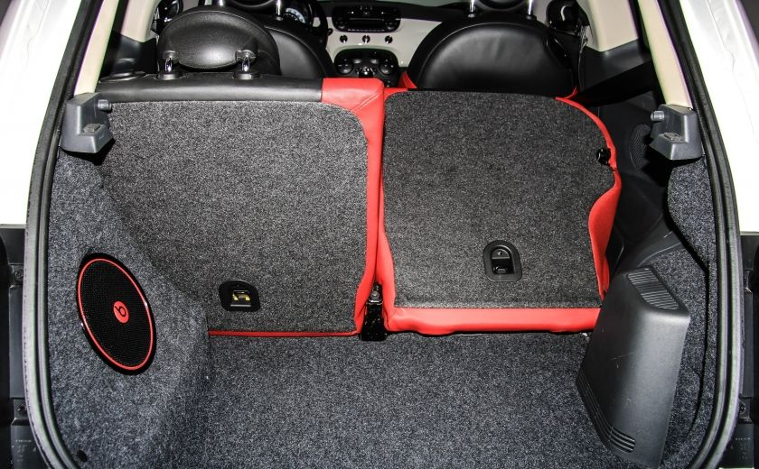 2013 Fiat 500 Lounge A/C CUIR TOIT MAGS BLUETOOTH #29