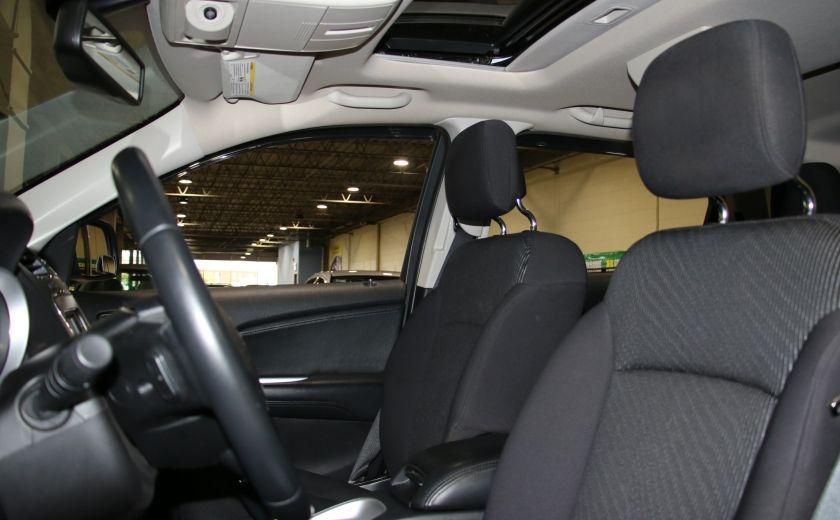 2012 Dodge Journey SXT AUTO A/C MAGS 7 PASSAGERS #9