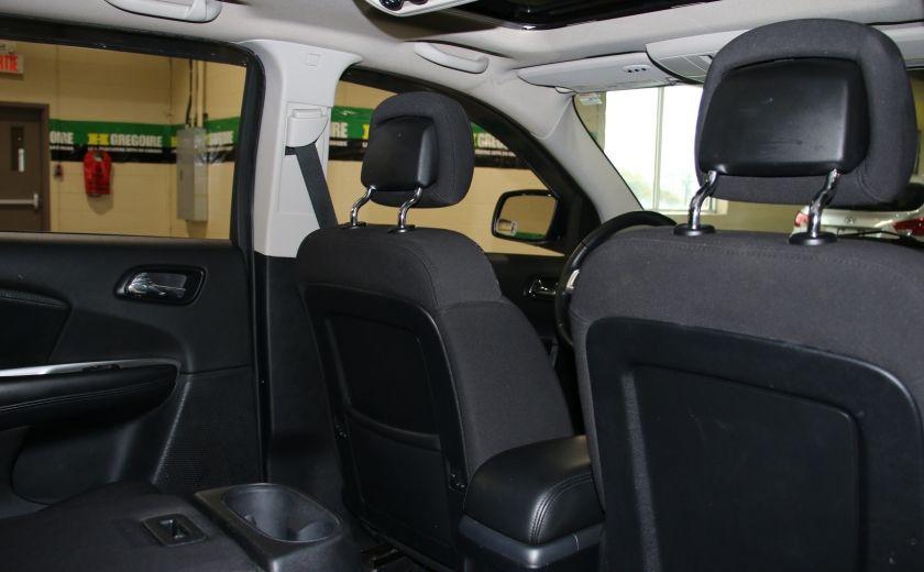2012 Dodge Journey SXT AUTO A/C MAGS 7 PASSAGERS #22