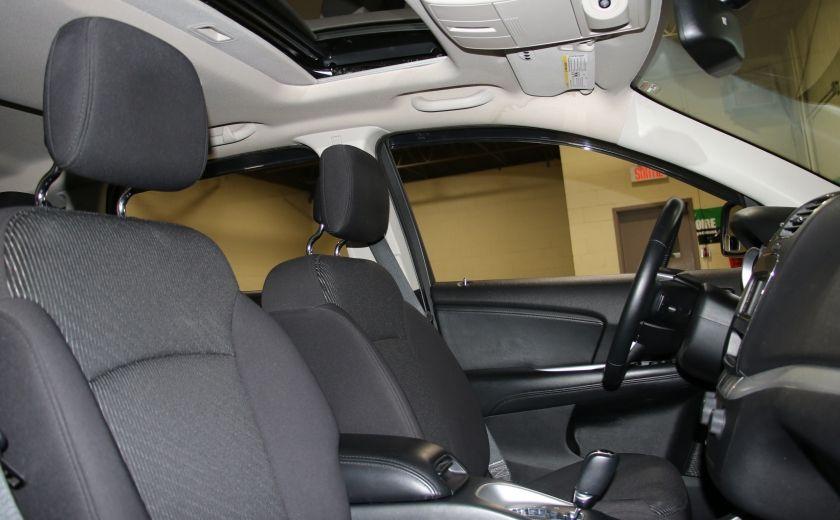 2012 Dodge Journey SXT AUTO A/C MAGS 7 PASSAGERS #25