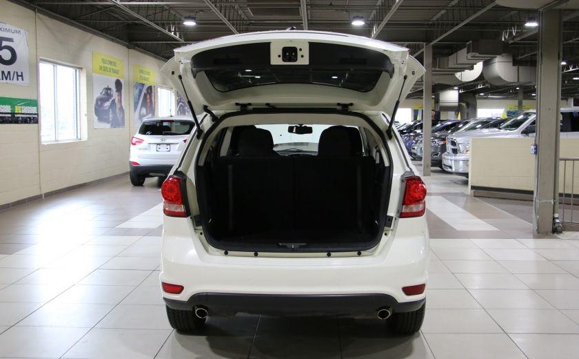 2012 Dodge Journey SXT AUTO A/C MAGS 7 PASSAGERS #28
