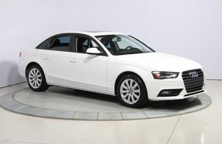 2013 Audi A4 QUATTRO CUIR TOIT MAGS 6 SPEED in New Richmond