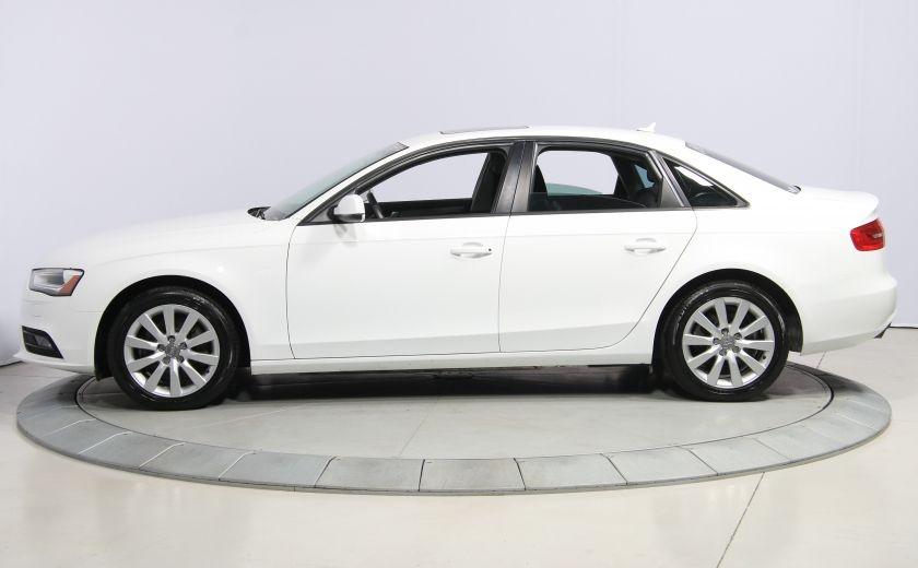 2013 Audi A4 QUATTRO CUIR TOIT MAGS 6 SPEED #3