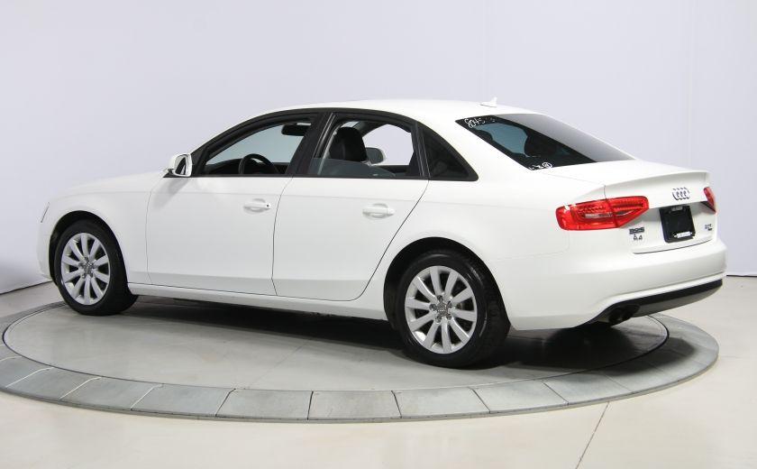 2013 Audi A4 QUATTRO CUIR TOIT MAGS 6 SPEED #4