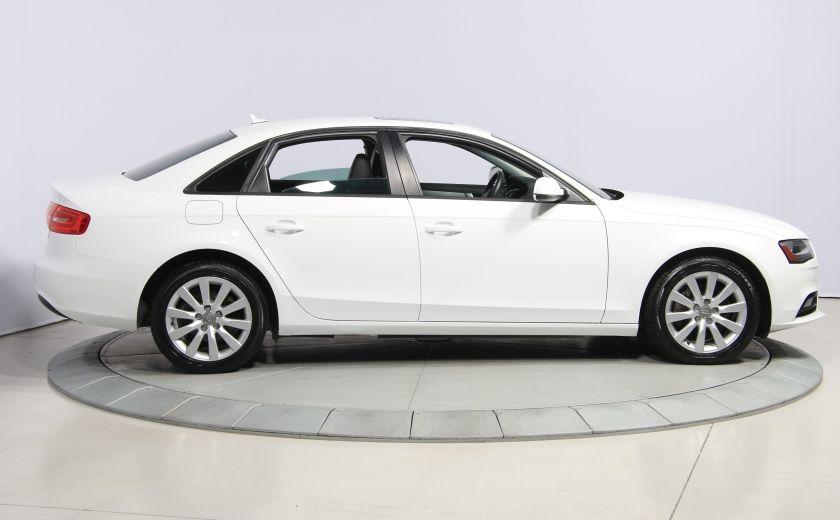 2013 Audi A4 QUATTRO CUIR TOIT MAGS 6 SPEED #7