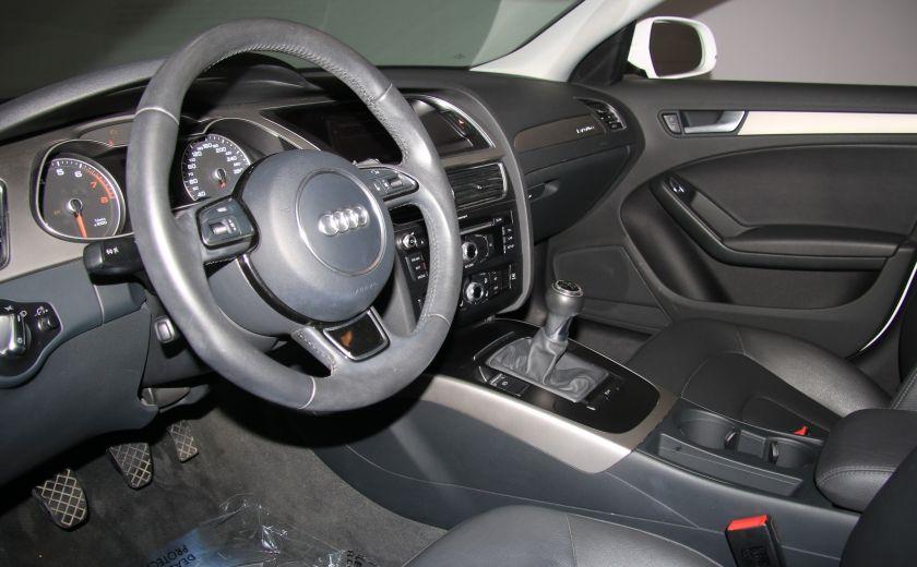 2013 Audi A4 QUATTRO CUIR TOIT MAGS 6 SPEED #8