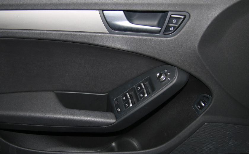 2013 Audi A4 QUATTRO CUIR TOIT MAGS 6 SPEED #10