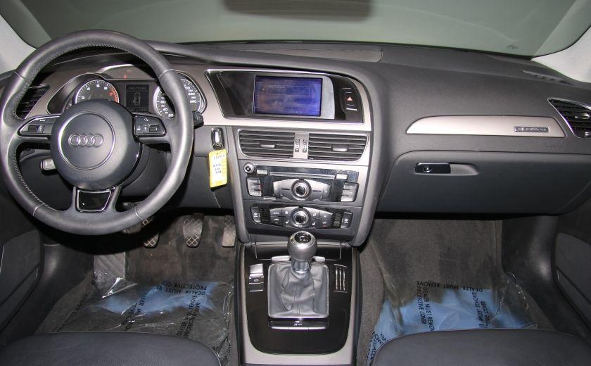 2013 Audi A4 QUATTRO CUIR TOIT MAGS 6 SPEED #13