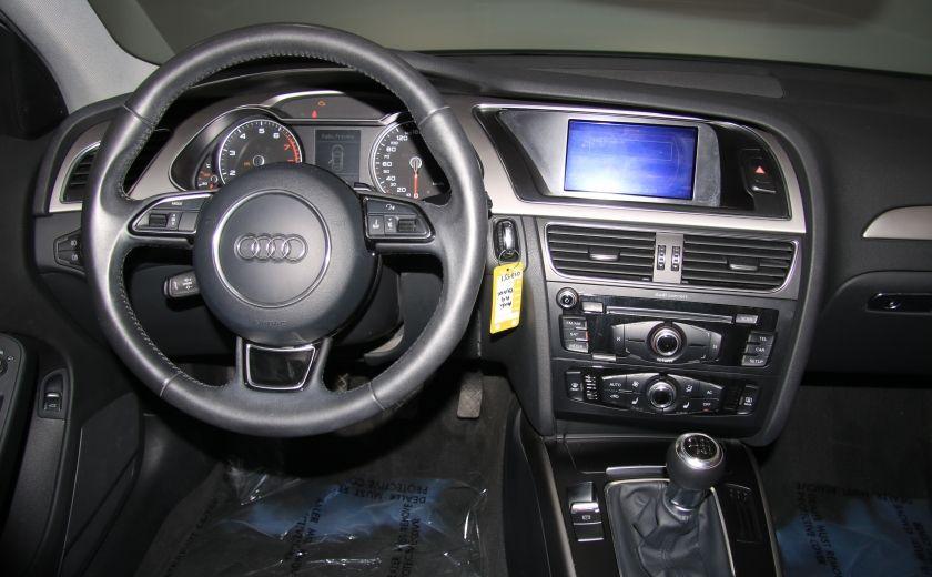 2013 Audi A4 QUATTRO CUIR TOIT MAGS 6 SPEED #14