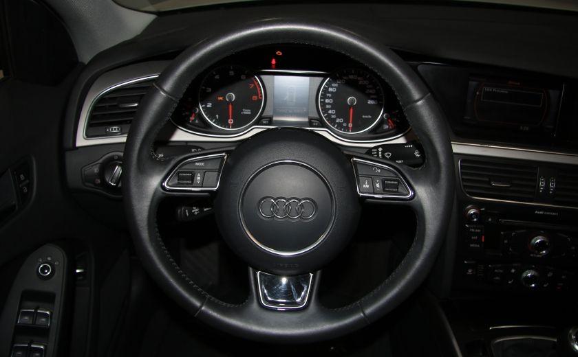 2013 Audi A4 QUATTRO CUIR TOIT MAGS 6 SPEED #15