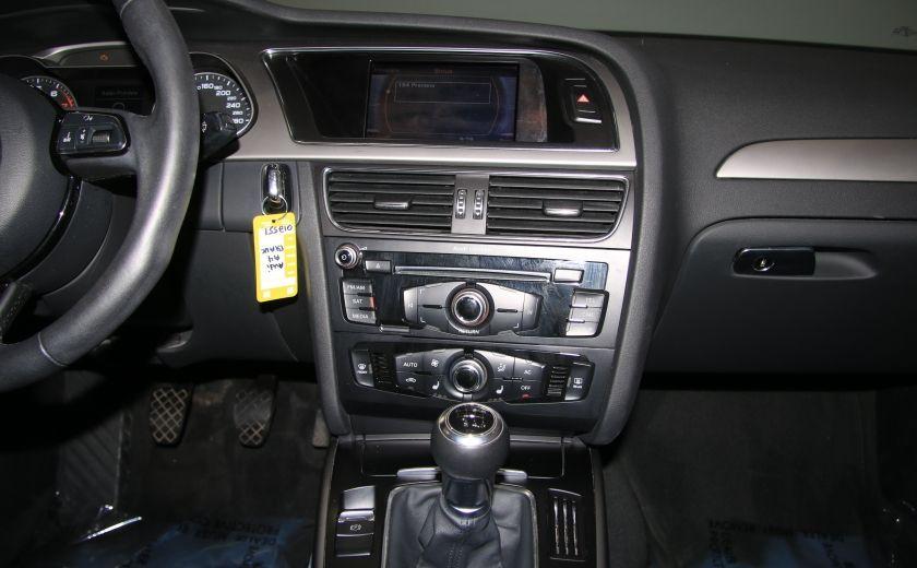 2013 Audi A4 QUATTRO CUIR TOIT MAGS 6 SPEED #16