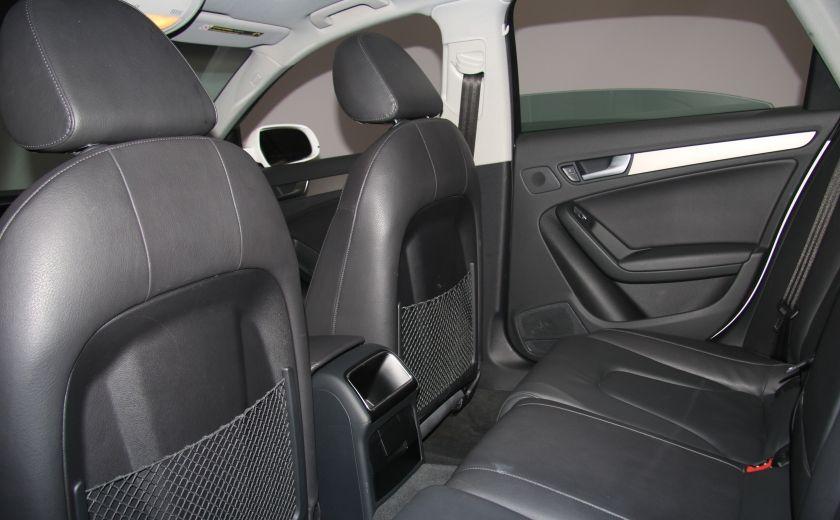 2013 Audi A4 QUATTRO CUIR TOIT MAGS 6 SPEED #18