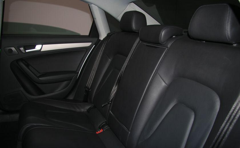 2013 Audi A4 QUATTRO CUIR TOIT MAGS 6 SPEED #19