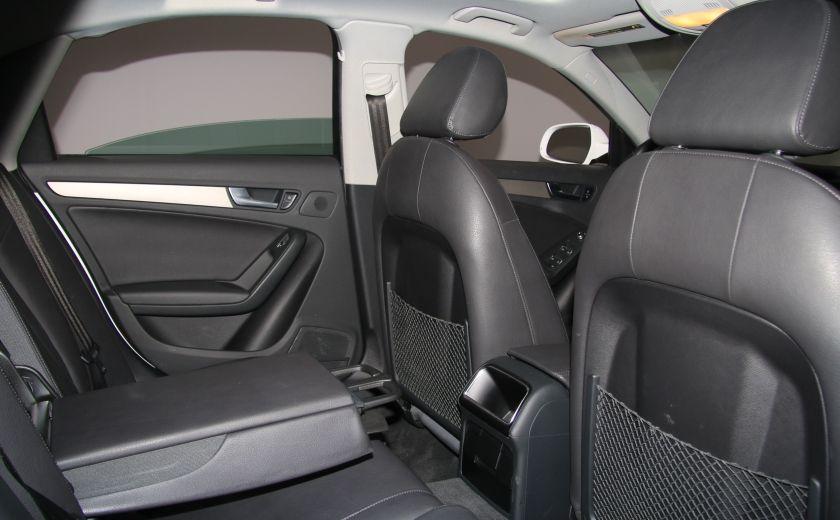 2013 Audi A4 QUATTRO CUIR TOIT MAGS 6 SPEED #20