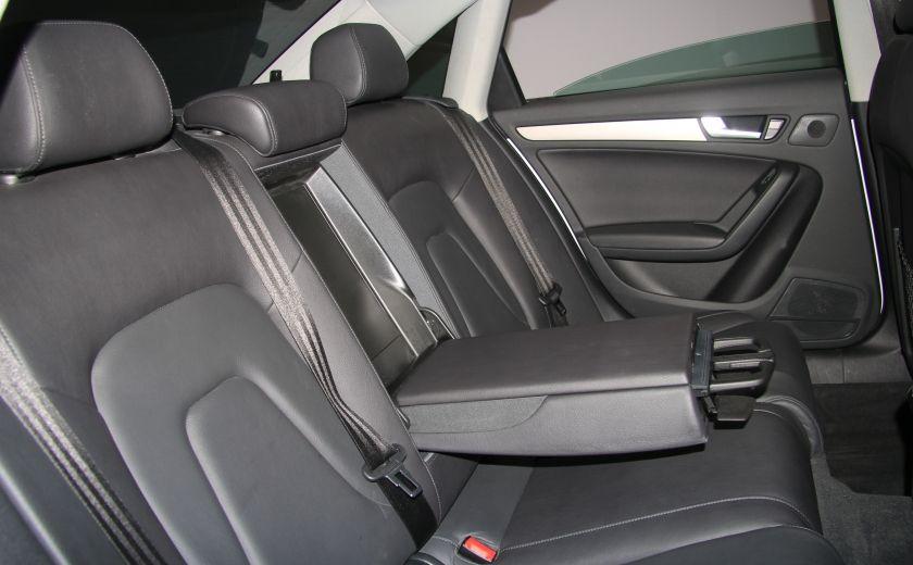 2013 Audi A4 QUATTRO CUIR TOIT MAGS 6 SPEED #21