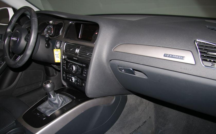 2013 Audi A4 QUATTRO CUIR TOIT MAGS 6 SPEED #22