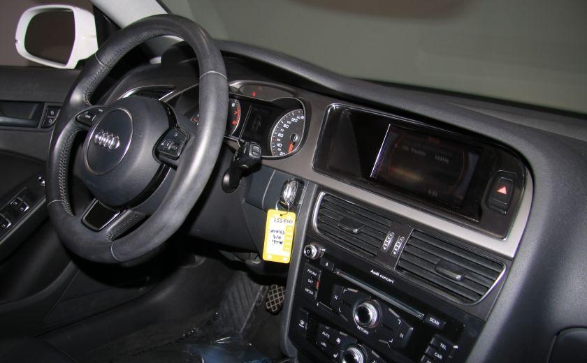 2013 Audi A4 QUATTRO CUIR TOIT MAGS 6 SPEED #23