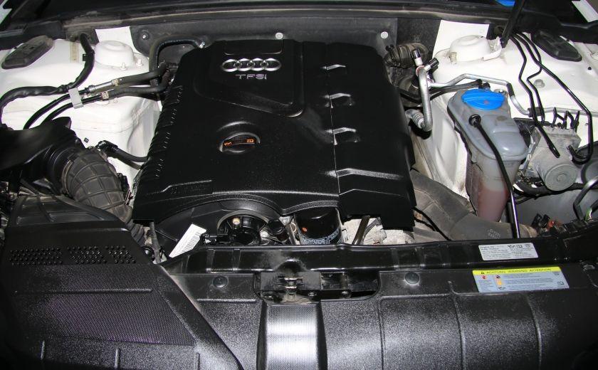 2013 Audi A4 QUATTRO CUIR TOIT MAGS 6 SPEED #25