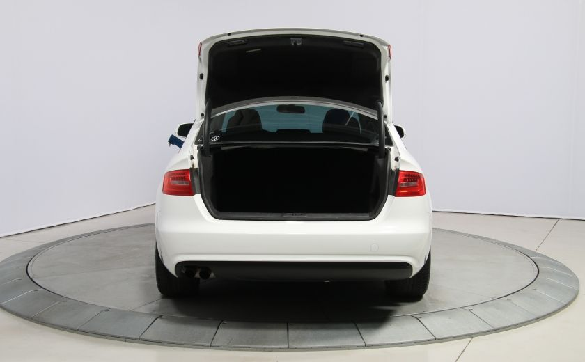 2013 Audi A4 QUATTRO CUIR TOIT MAGS 6 SPEED #27