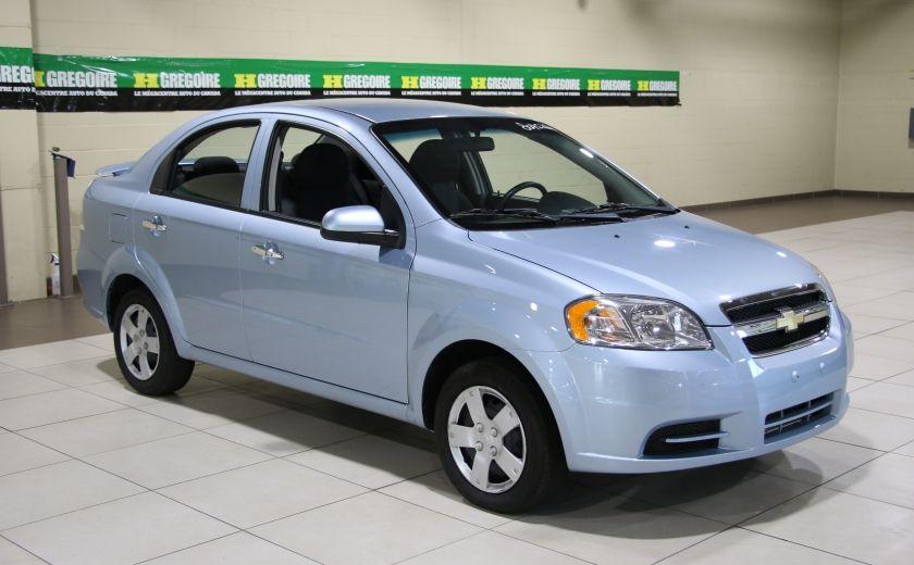 2011 Chevrolet Aveo LS AUTO A/C #0
