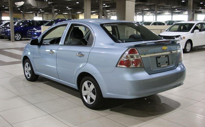 2011 Chevrolet Aveo LS AUTO A/C #4