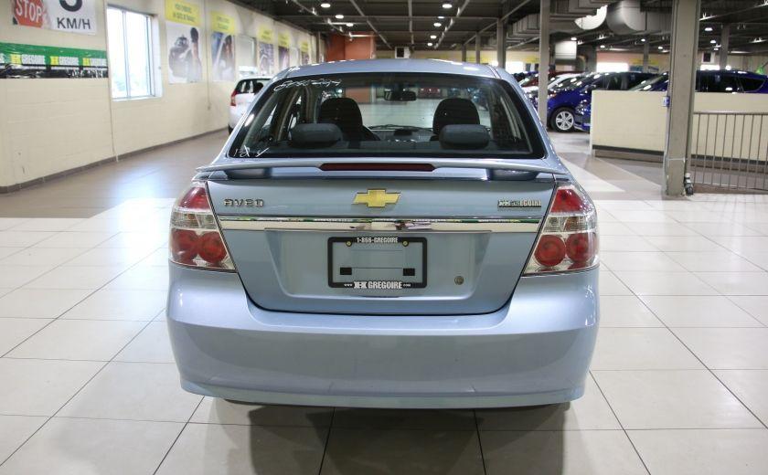 2011 Chevrolet Aveo LS AUTO A/C #5