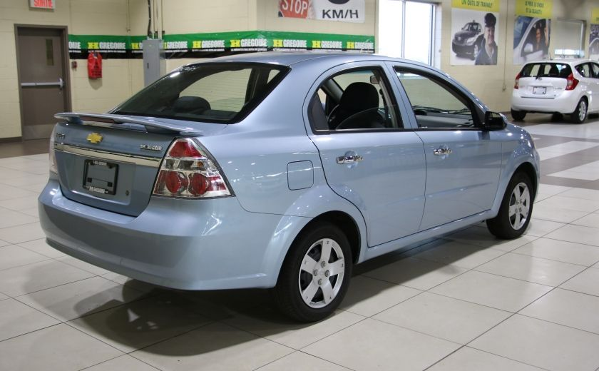 2011 Chevrolet Aveo LS AUTO A/C #6
