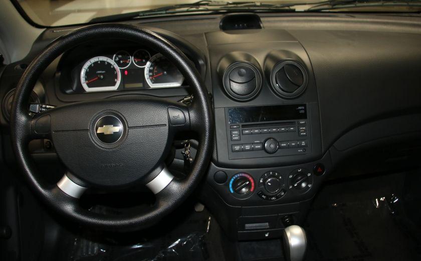 2011 Chevrolet Aveo LS AUTO A/C #11