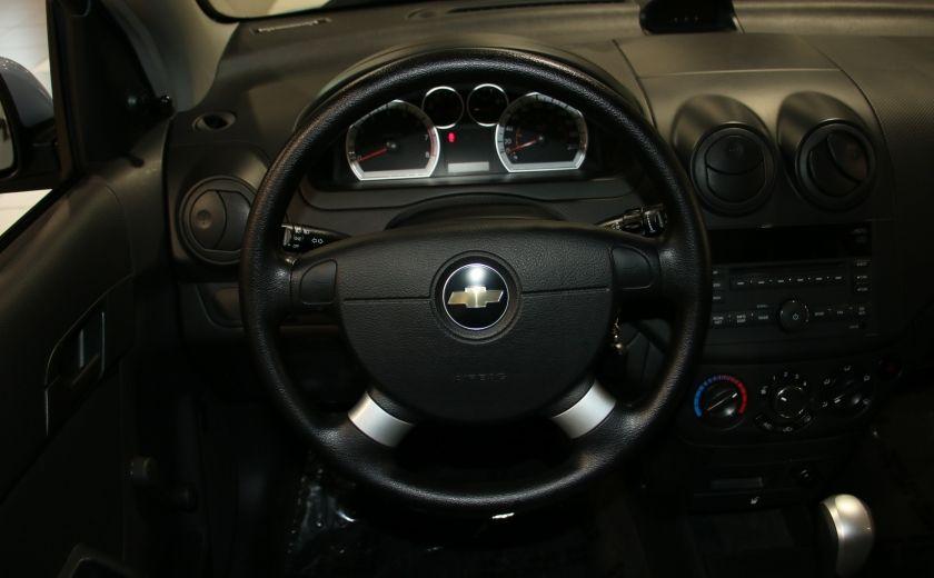 2011 Chevrolet Aveo LS AUTO A/C #12