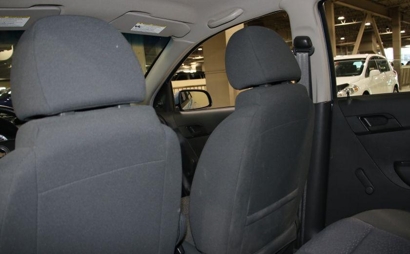 2011 Chevrolet Aveo LS AUTO A/C #14