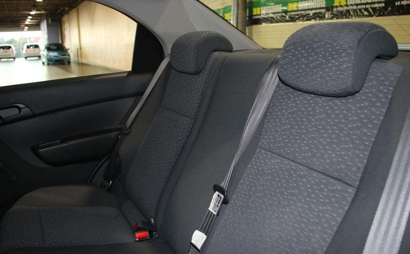 2011 Chevrolet Aveo LS AUTO A/C #15