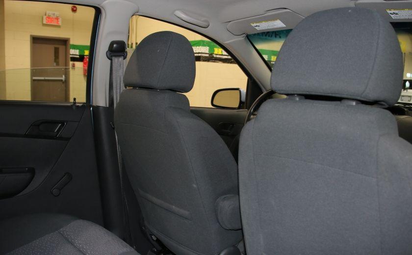 2011 Chevrolet Aveo LS AUTO A/C #16